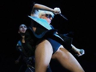 Voyeur Private : Craziest Lady Gaga panty-hose cameltoe!