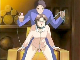 027fge Hentai Shemale Fucks Guy   Babe in chains cums on pecker in anime .:Hentai Niches:.