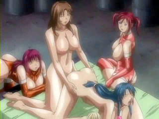 0248cpp Enjoy hentai lesbian and dickgirl orgy