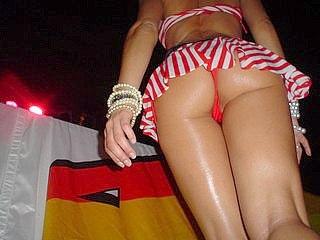 Voyeur Private : Erotic panties upskirt!