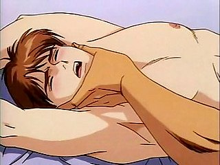 Gay Yaoi Hentai : Hentai gay blows and fucks bound pet!
